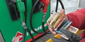 Hoy décimo gasolinazo de 2014
