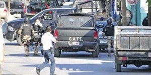 Mueren tres en balacera en Coahuila