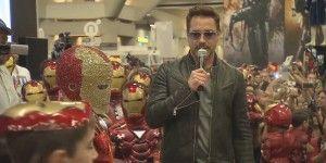 Robert Downey Jr. pide a Mel Gibson como director de Iron Man 4