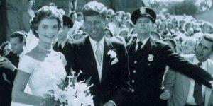 Fotos de la boda Kennedy serán subastadas