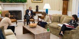 Obama se reúne con equipo de seguridad nacional por el ébola