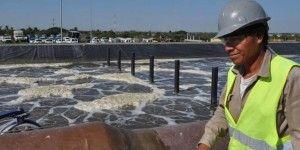 Profepa supervisa Río Pánuco por derrame de hidrocarburo