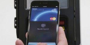 Apple Pay ya funciona en Estados Unidos