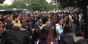 UAM se une al paro por normalistas de Ayotzinapa