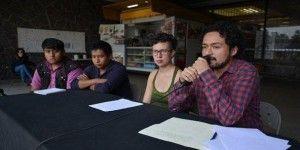 Convocan a paro en la UNAM por Ayotzinapa