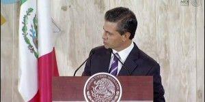 México impulsa crecimiento verde: Peña Nieto
