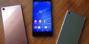 Sony acelera llegada de Xperia Z3 a EE.UU.