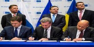 Rusia volverá a surtir de gas a Ucrania