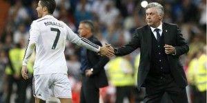 Ronaldo debe ganar Balón de Oro: Ancelotti