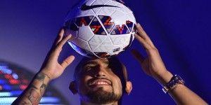 Presentan el balón oficial de la Copa América 2015