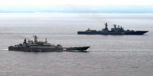 Rusia se presenta con barcos de guerra en cumbre del G 20