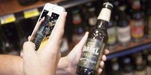 Una aplicación que te ayudará a elegir un buen vino o cerveza