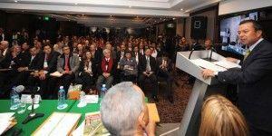 Inauguran V Reunión de Partidos Políticos de Asia y AL