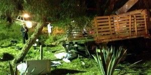 Camión de Pemex mata a 6 en Guanajuato