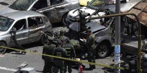 Atentado deja siete personas heridas en Colombia