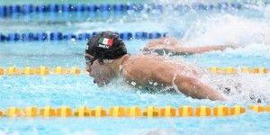 México consigue plata en relevos de natación varonil