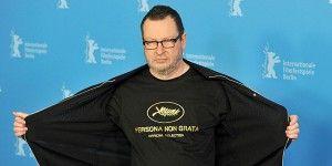 Lars von Trier teme que no pueda hacer más películas