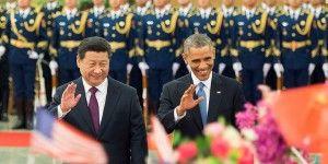 Obama y Jinping resaltan puntos de acuerdo