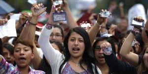 Se esperan 31 manifestaciones en el DF