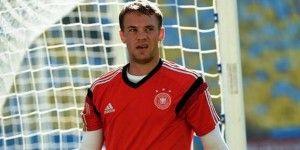 Manuel Neuer es baja de la selección por lesión