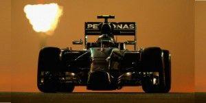 Logra Rosberg última pole del año