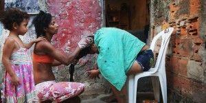 Pobreza extrema aumenta en Brasil por primera vez en 10 años