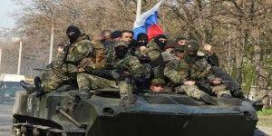 Rusia apoya a separatistas ucranianos: OTAN