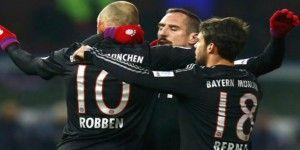 Sigue el Bayern invicto en Alemania