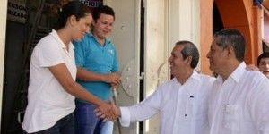 Rogelio Ortega visita iguala por primera vez