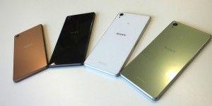 Sony reducirá producción de pantallas y smartphones