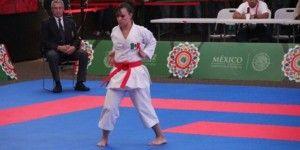 Gana México oro en karate femenil