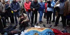 ONU registra más de mil 300 muertos en Ucrania
