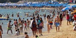 Prevén 100% de ocupación hotelera en Acapulco