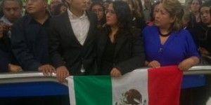 Llega Adán Cortés a México, tras deportación de Noruega