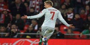 Gran partido de Griezmann en goleada del Atlético