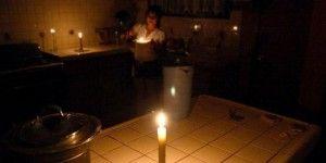 Se registran apagones en Venezuela