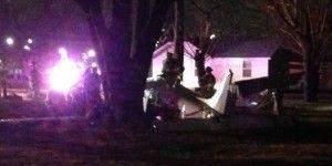 Cae avioneta en la ciudad de Springfield, Misuri