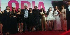 """Protagonistas de """"Gloria"""" asisten a la premier de la película"""