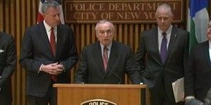 Alcalde de NY exigió detener protestas por asesinato de afroamericanos