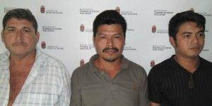 Rescatan a 39 migrantes en Chiapas