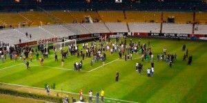 Vetan Estadio Jalisco por disturbios en Liguilla
