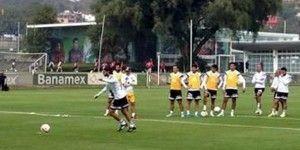 Tigres practica penales para final ante América