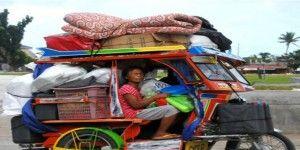 Filipinas se prepara para peligroso tifón