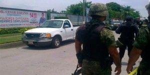 Evalúa comisionado de la PF seguridad en Acapulco