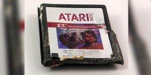 Videojuego de E.T. entra a colección del Smithsoniano