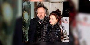 Confirman separación de Tim Burton y Helena Bonham