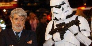 George Lucas no ha visto el nuevo tráiler de Star Wars