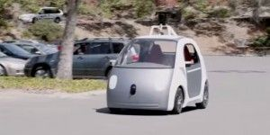 Prueban prototipo de auto que se conduce solo