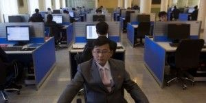 Corea del Norte se quedó sin internet