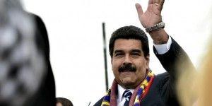 """Maduro convoca a marcha """"contra el imperialismo de EE.UU."""""""